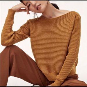 Aritzia Babaton Luc 100% merinos sweater